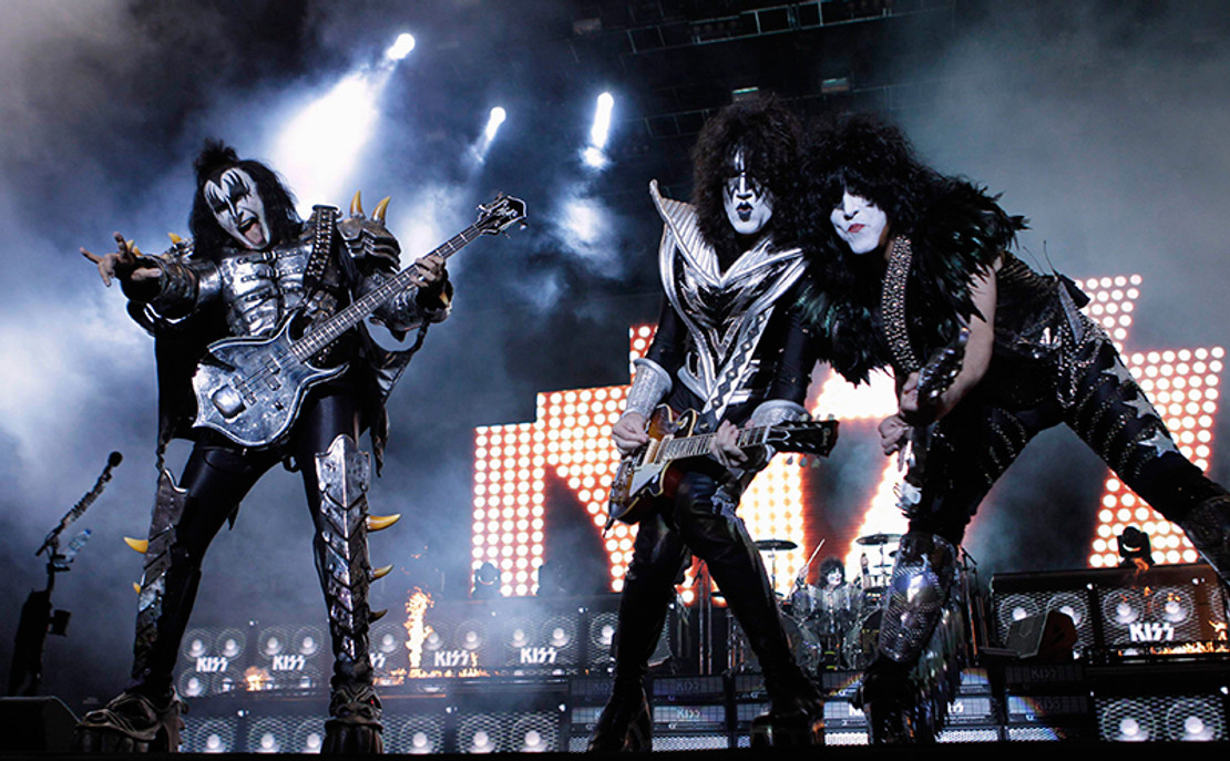 "Kiss Announce Final ""End of the Road"" Tour"