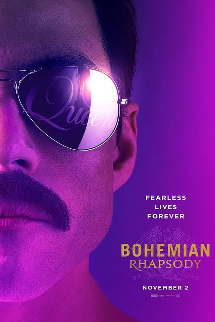 Queen's Bohemian Rhapsody Movie: Coming to a Theater Near You