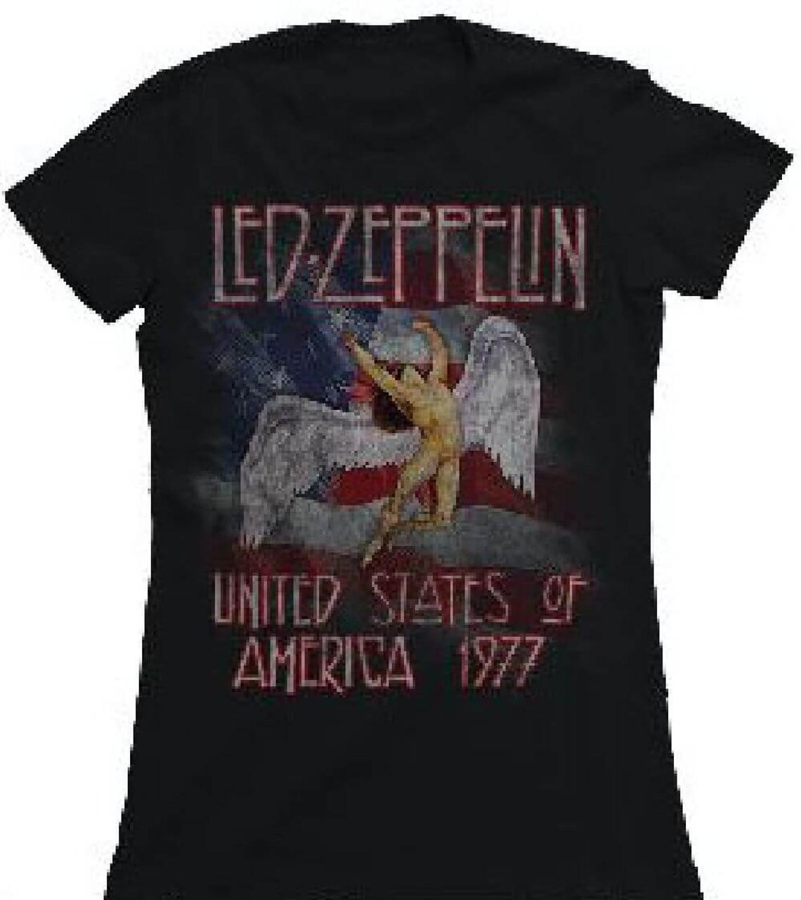 led zeppelin t shirt