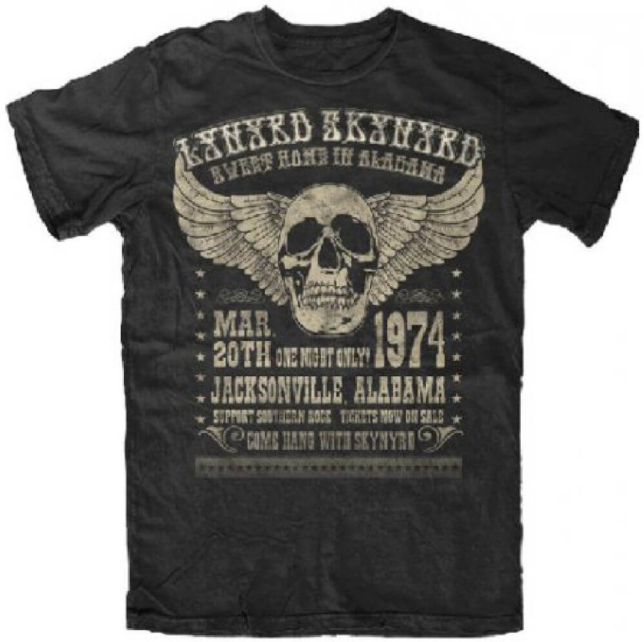 Vintage LYNYRD SKYNYRD Ringer shirt with FREE shipping bcVuRq