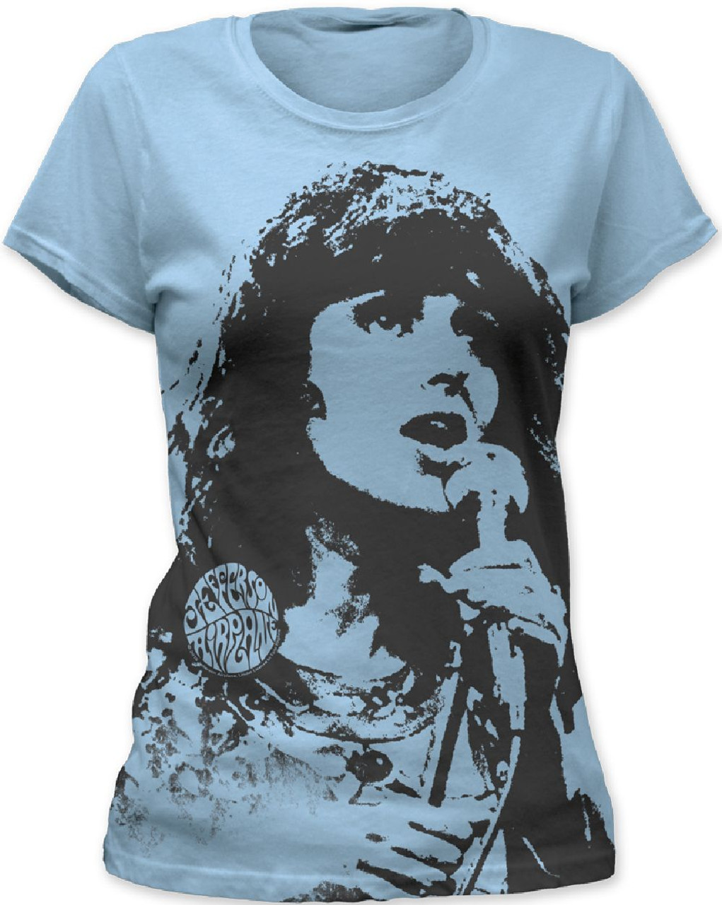 Legendary Grace Slick T-Shirt XmXBuW6Nkf