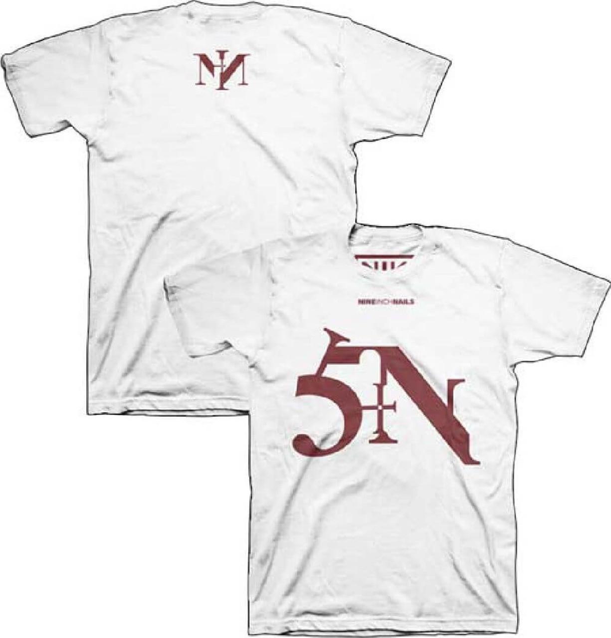 Nine Inch Nails Sin Song Single Album Cover Artwork Men\'s T-shirt