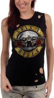 Guns N Roses Logo Women's T-shirt
