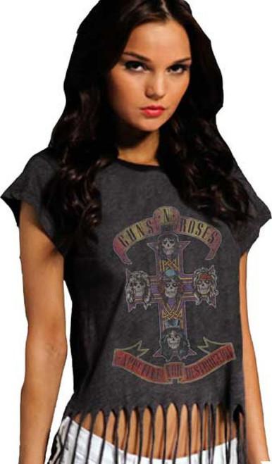 Guns N Roses Appetite for Destruction T-shirt