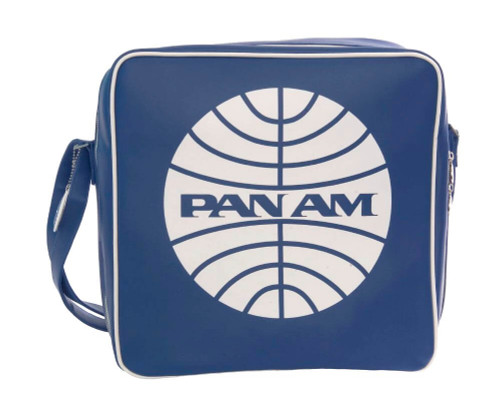 Pan Am Originals Defiance Travel Bag With Pan Am Airlines Classic Logo - Front