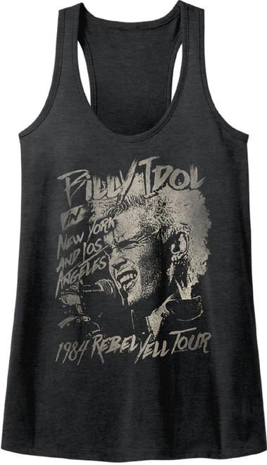 Billy Idol Rebel Yell Tour T-shirt