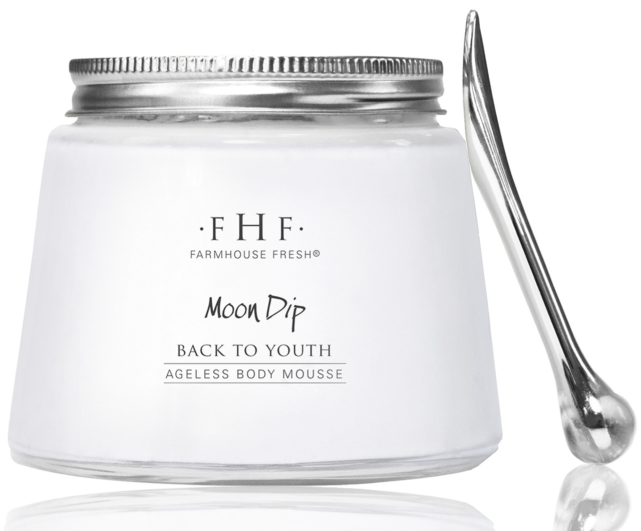 ​Billowy Texture... Instantly Firming... Youth Enhancing... Body Cream to Die For!