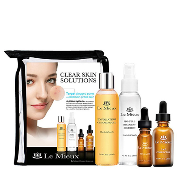 Le Mieux Clear Skin Solutions
