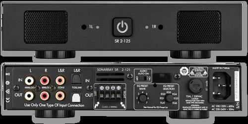Sonance SONARRAY SR1 System Amplifier SR 2-125