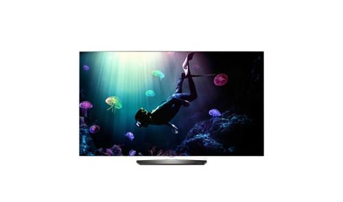 LG 65-Inch 4K Smart OLED TV OLED65B6P