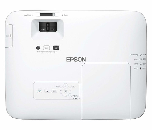Epson Home Cinema 1450 1080p 3LCD Projector