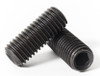 M6 x 1.0 Socket Set Screws - Cup Point