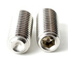 5/16-24 Stainless Socket Set Screw - Cup Point