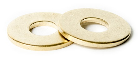BRASS Flat Washer | The Nutty Company, Inc.