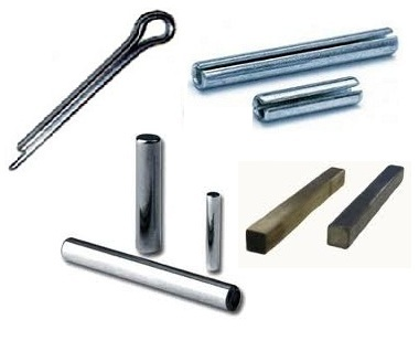 Nutty Company - Roll (Split) Pins, Dowel Pins, Cotter Pins, Key Stock