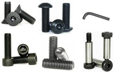 Nutty Company - Socket Head Screws