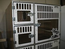 commercial cat kennel cage-bank.