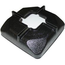 plastic hardware cover.