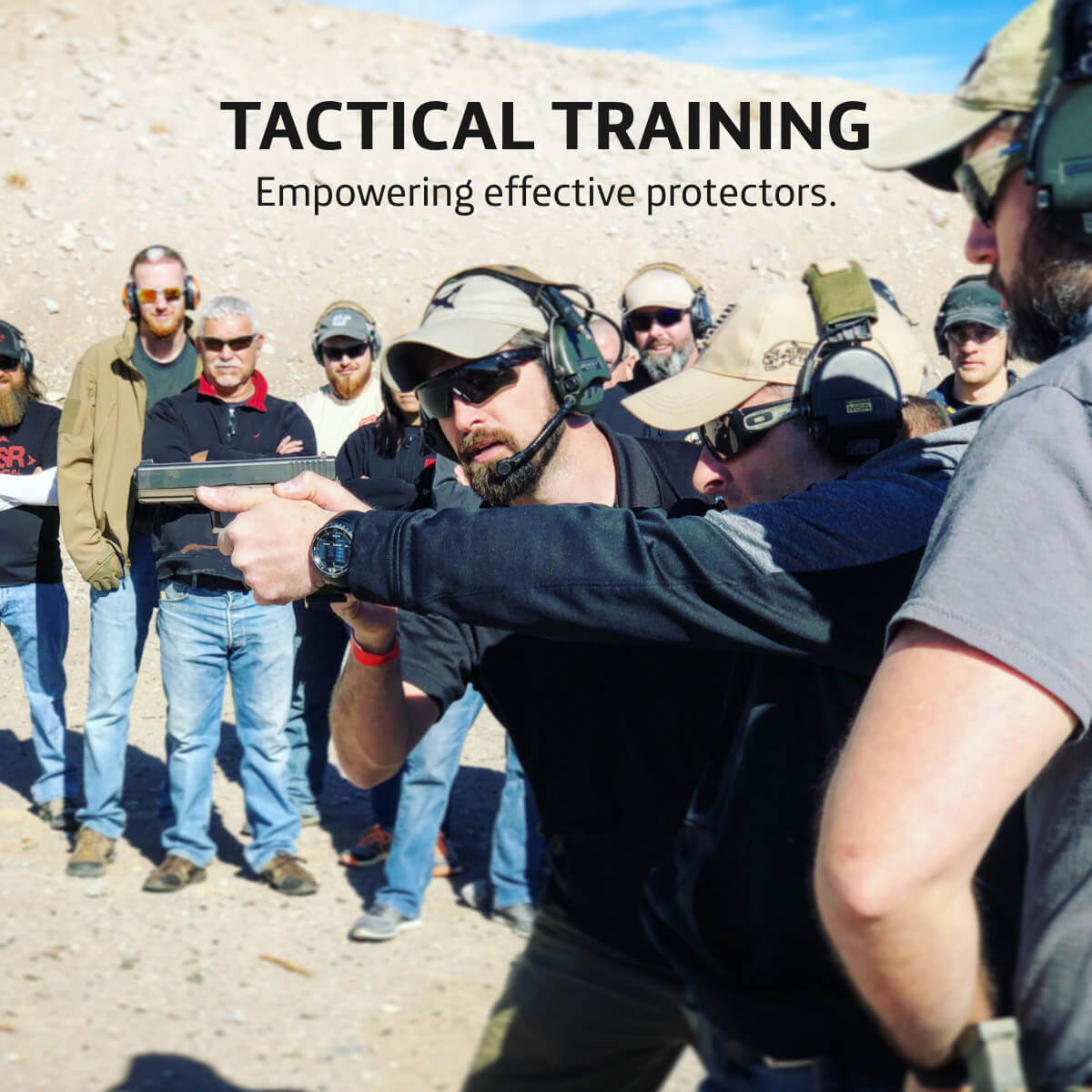 Tactical Training Courses with John Lovell