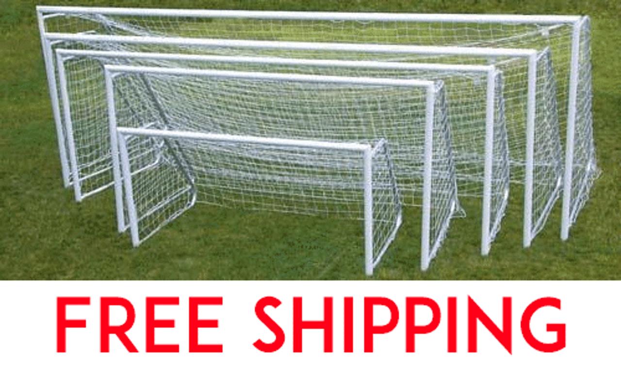 0478b48d1df All Star Soccer Goals  6.5  x 18.5  (PAIR) - DTI Sports
