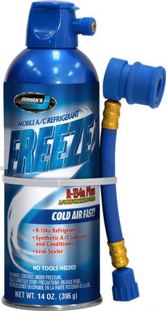 6401   Freeze R-134A Plus With Hose