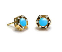 Monte Carlo Turquoise Gold