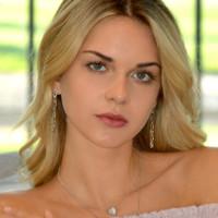 Love Link Chain Earrings Silver