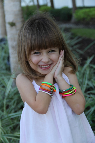 The Neon Flash Bracelets: Kids