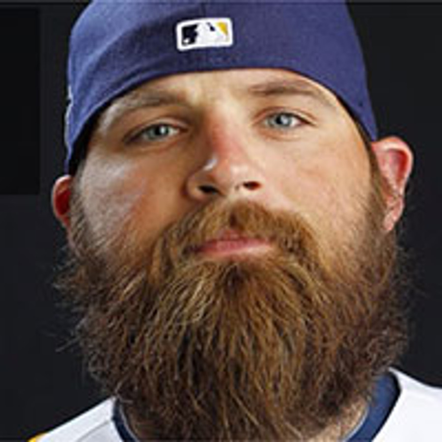 Best Bearded Padre for 2016?