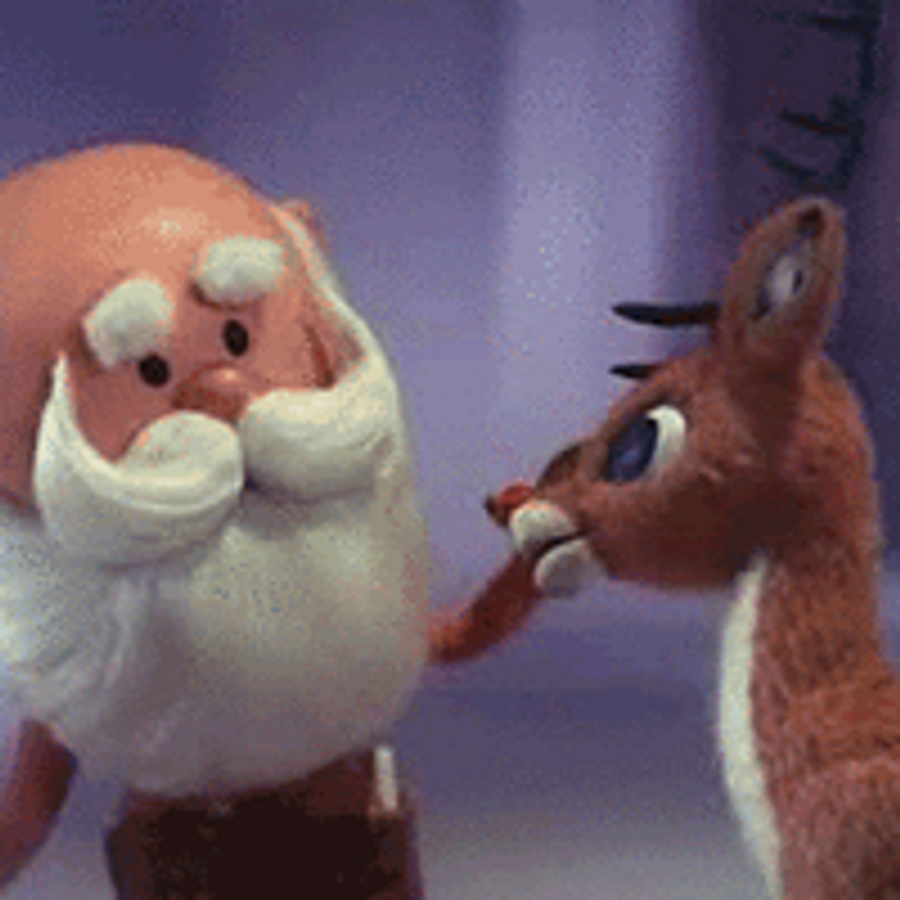 A Twisted Christmas Classic: Rudolph the Red-Nosed Reindeer