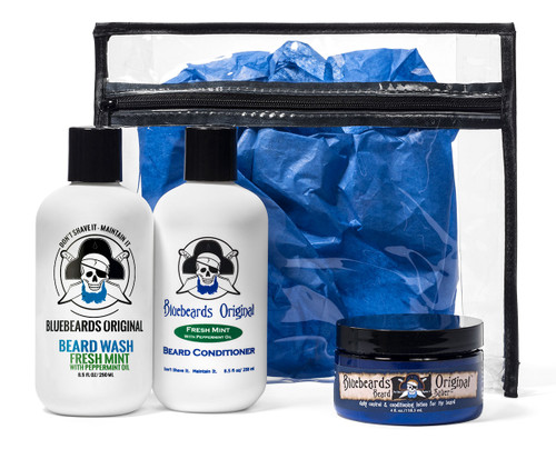 Mojito Beard Kit Trio
