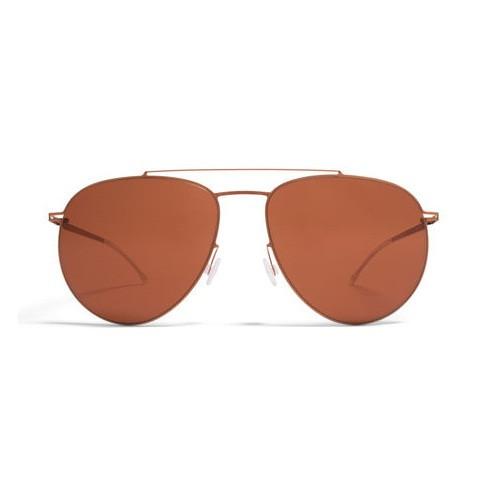 Copper-Brown Metallic