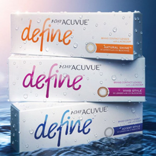 1-Day Acuvue Define 30 Pack
