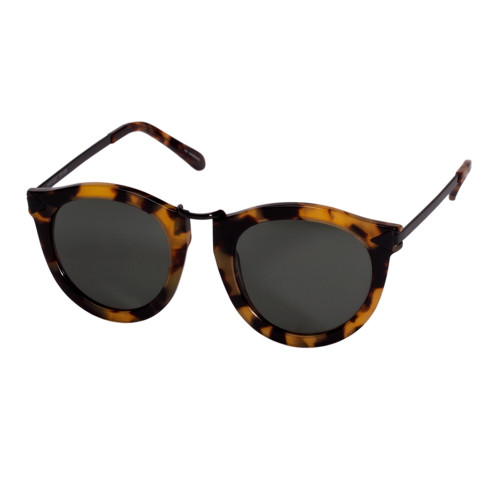 Karen Walker Alternative Fit Harvest Crazy Tort Bemyeyes