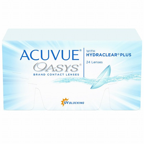 ACUVUE Oasys With Hydraclear(24 lens)