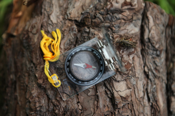 AceCamp compass, longitude, latitude, direction