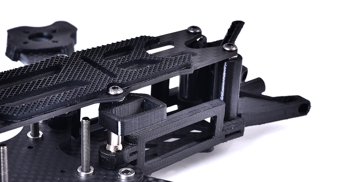 3D Printed Drone Parts