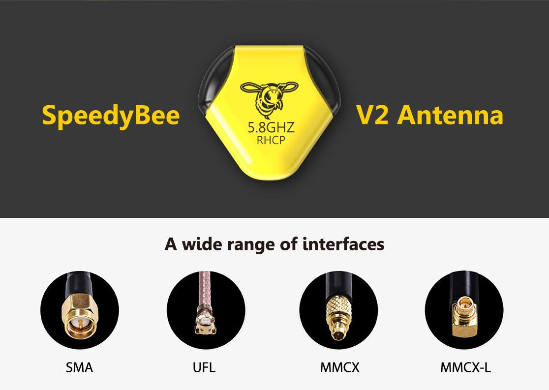 SpeedyBee Antenna V2