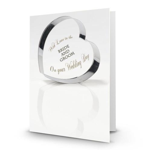 Classy Wedding Card - HP100