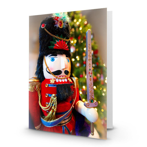 """Nutcracker 2"" - Artist Premier Card Folded in Sets  - Box Mailed to You BMTY - Helene Paquin"