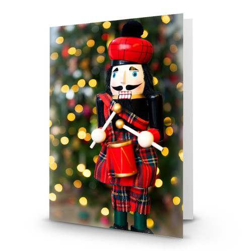 """Nutcracker 3"" - Artist Premier Card Folded in Sets - Box Mailed to You BMTY - Helene Paquin"