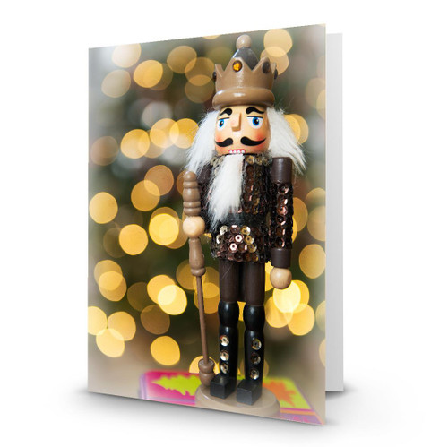 """Nutcracker 4"" - Artist Premier Card Folded in Sets - Box Mailed to You BMTY - Helene Paquin"