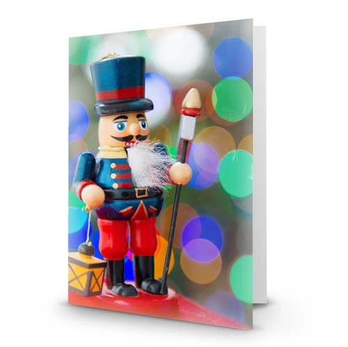"""Nutcracker 5"" - Artist Premier Card in Sets - Boxed Mailed to You BMTY - Helene Paquin"