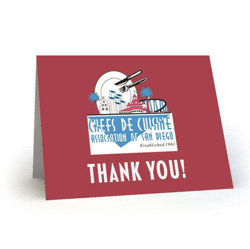 CDC Thank You Card L