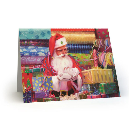 """All Wrapped Up"" Artists Premier Card in Sets - Box Mailed to You (BMTY)"