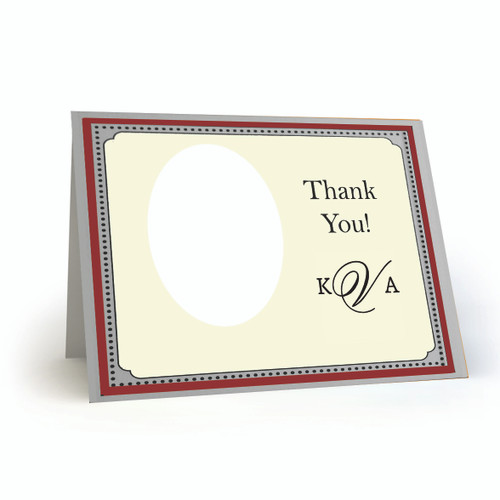 K & A Photo Thank You  Card 26 Landscape - BMTY
