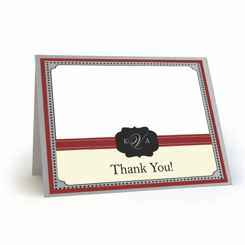 K & A Photo Thank You  Card 04 Landscape - BMTY