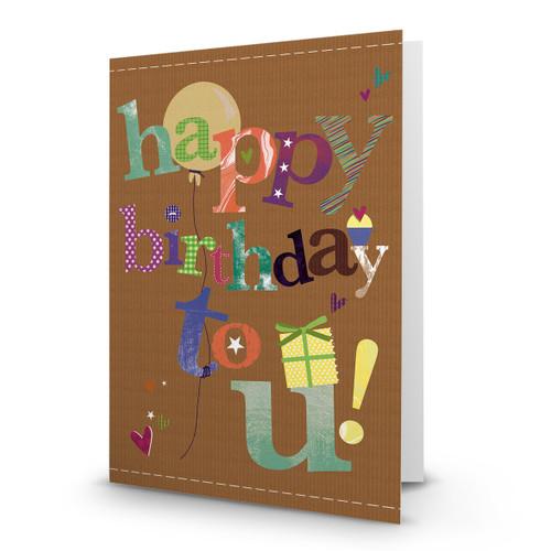 Happy Birthday to U! - AA100