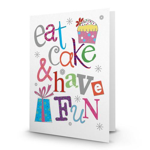 Eat Cake & Have Fun - AA100