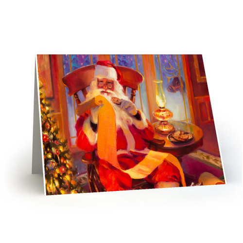"""Copy of """"The Christmas List"""" - Artist Premier  in Sets - Box Mailed to You BMTY"""